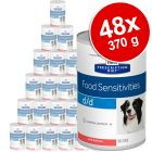 Hill's Prescription Diet Canine d/d Food Sensitivities 48 x 370 g